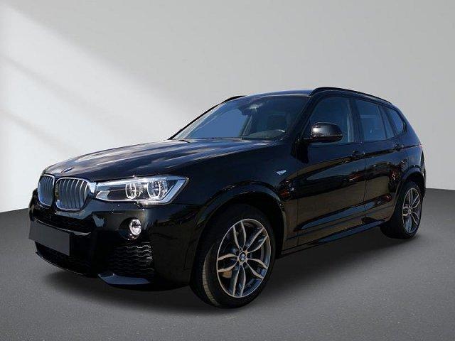 BMW X3 - xDrive30d Top Ausstattung / Service bei