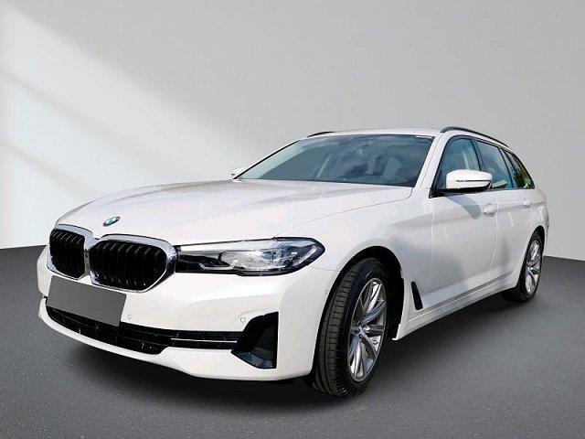 BMW 5er Touring - 520i AHK Business Lordosenstütze WLAN
