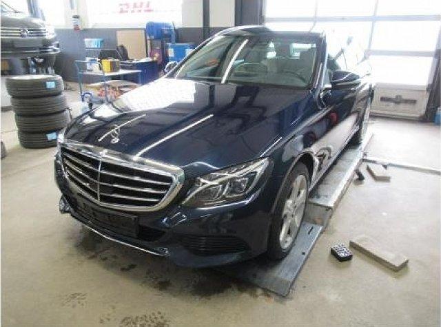 Mercedes-Benz C-Klasse - C 250 d T Exclusive AHK Abstandstemp. LED HUD Na