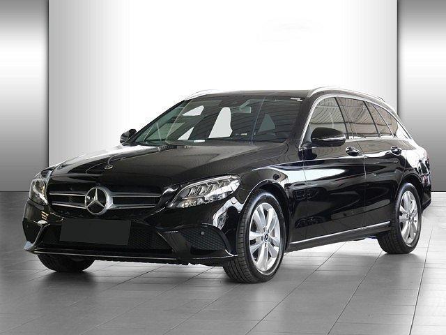 Mercedes-Benz C-Klasse - C 300 d T Avantgarde Wide LED Navi Kamera Spurh.