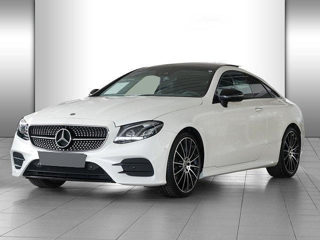 Mercedes-Benz E-Klasse - E 300 d Coupe AMG Line Wide LED Pano Navi Kamera