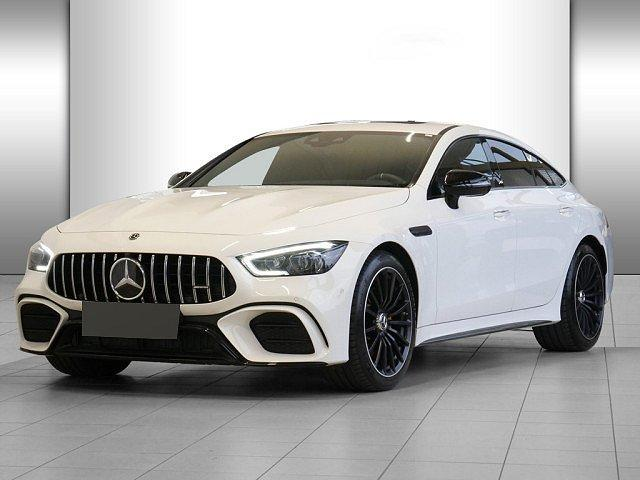 Mercedes-Benz AMG GT - 43 4M+ V8-Style Performance Abstandstemp.