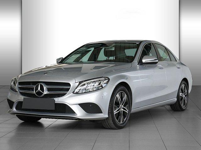 Mercedes-Benz C-Klasse - C 220 d Avantgarde AHK LED Navi Kamera Spurh.-As
