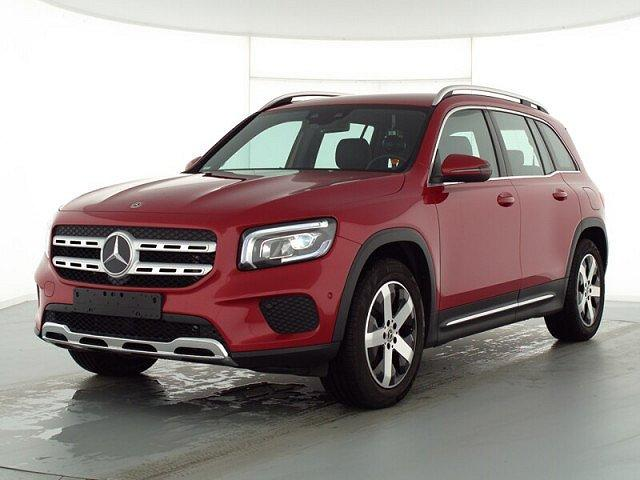 Mercedes-Benz GLB - 200 Progressive LED Navi Spurh.-Ass. SHZ Ein