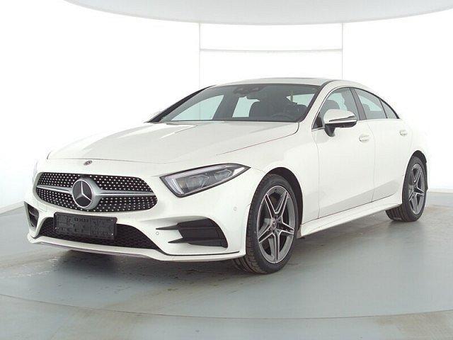 Mercedes-Benz CLS-Klasse - CLS 400 d 4M AMG Sport MBUX Abstandstemp. LED Na