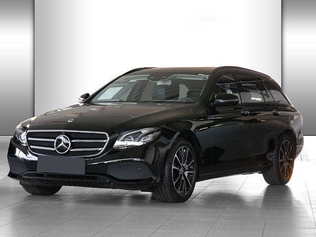Mercedes-Benz E-Klasse - E 450 T Avantgarde 4M Night Wide Abstandstemp.