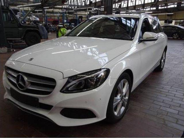 Mercedes-Benz C-Klasse - C 200 d T Avantgarde LED Navi Standhz PTS Standh