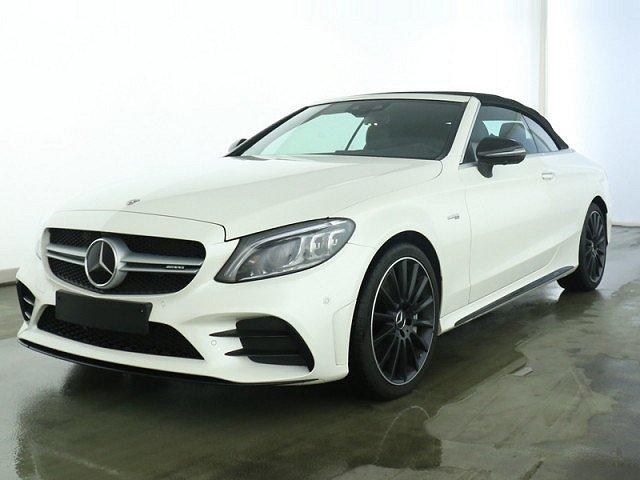 Mercedes-Benz C-Klasse AMG - C 43 4M Cabrio Night High-End Burm COMAND 36