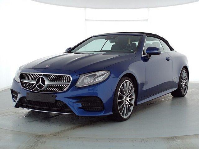 Mercedes-Benz E-Klasse - E 220 d Cabrio AMG Line Multib Burm Com 360° LE