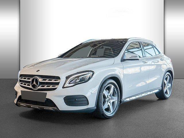 Mercedes-Benz GLA - 220 4M AMG Line AHK Pano Navi LED+ DAB SHZ