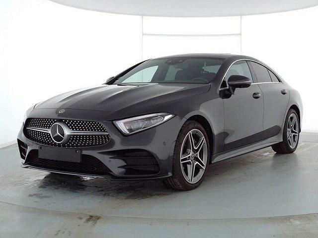 Mercedes-Benz CLS-Klasse - CLS 450 4M AMG Line AHK Distr Multib 360° SHD AH