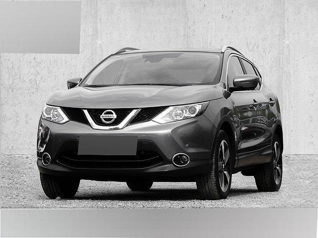 Nissan Qashqai - N-Connecta 1.5 dCi Navi Keyless Rückfahrkam. Panorama 18Zoll Fernlichtass. PDCv+h
