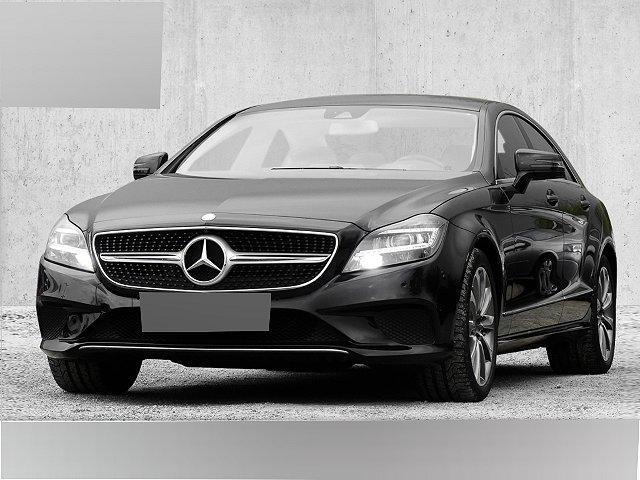 Mercedes-Benz CLS-Klasse - CLS 250 BlueTEC d LED Navi e-Sitze Parklenkass. Rückfahrkam. Fernlichtass. Holzausst.