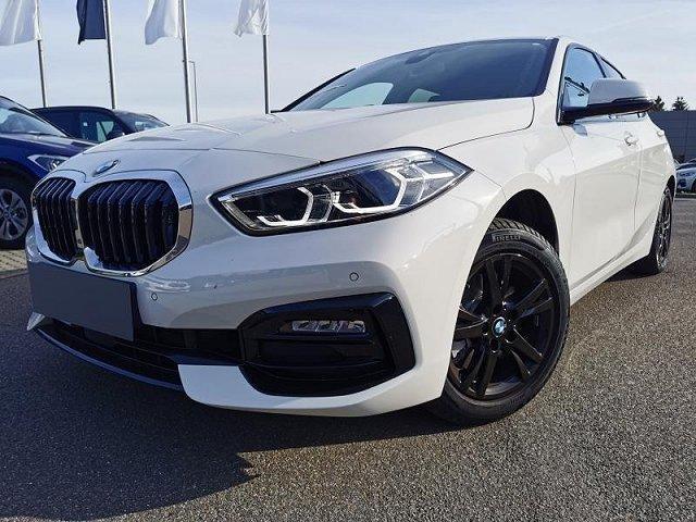 BMW 1er - 118d 5-Türer Aut Sport Line Comfort Business