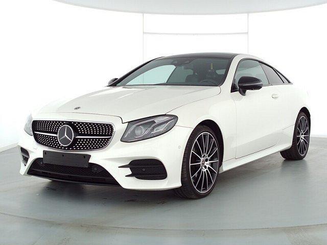Mercedes-Benz E-Klasse - E 400 d 4M Coupé AMG Line Night Widesc. Pano Mul