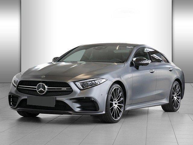 Mercedes-Benz CLS-Klasse - CLS 53 AMG 4M+ Night Magno Carbon Wide 2