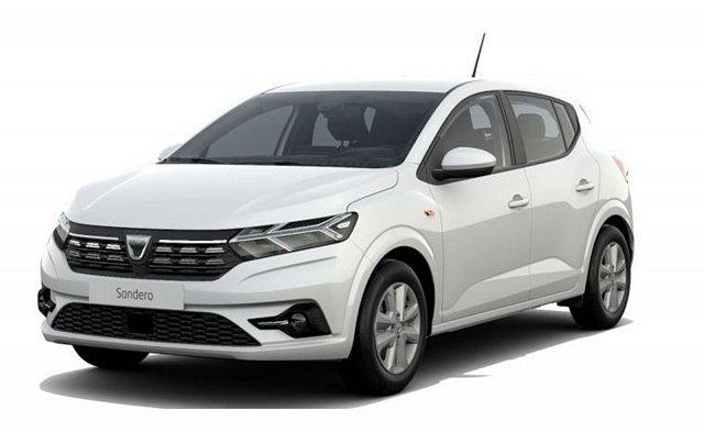 Dacia Sandero - 2021 Tce90 *AppConnect*uvm