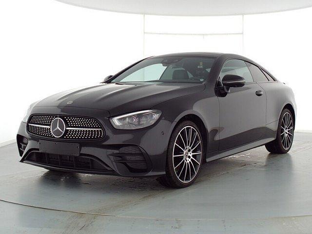 Mercedes-Benz E-Klasse - E 220 d 4M Coupé AMG Sport BLP90 Abstandstemp. L