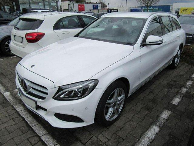 Mercedes-Benz C-Klasse - C 220 d 4M T Avantgarde Abstandstemp. LED Navi K