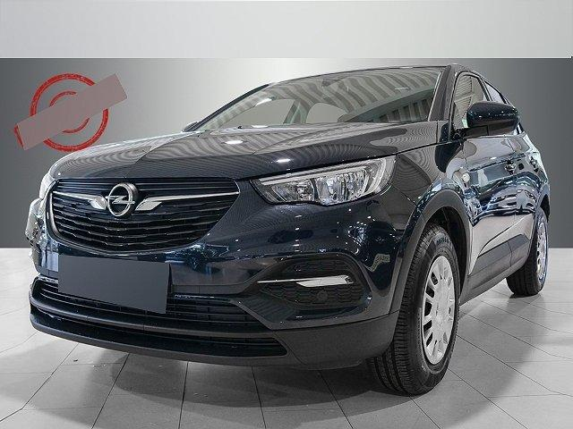 Opel Grandland X - Edition 1.2+PDC+Klima+PDC+BC+Radio