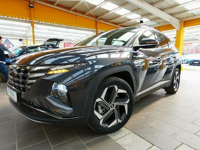 Hyundai Tucson - 1,6T neues Modell 4WD Vollausstattung ...