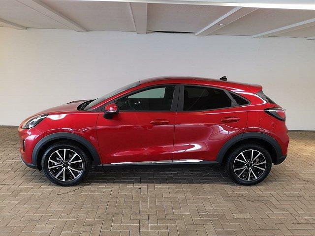 Ford Puma - TITANIUM MHEV HYBRID NAVI / KOMFORT-PAKET WINTER