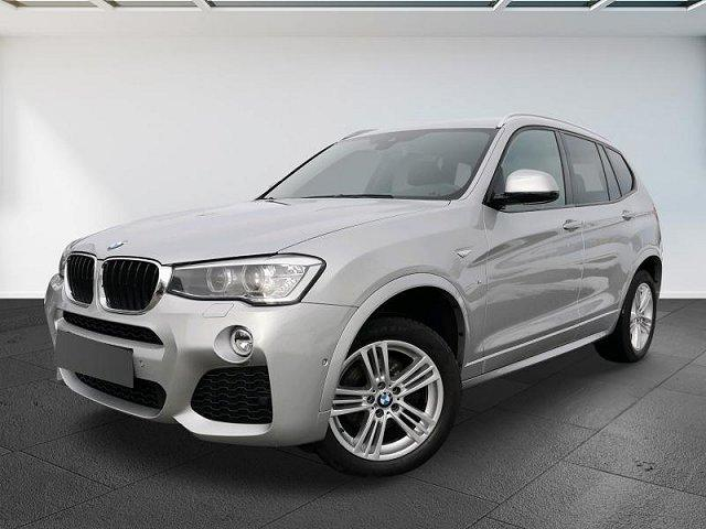 BMW X3 - xDrive20d M Sportpaket Navi Prof. AHK Head-Up