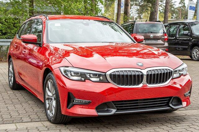 BMW 3er Touring - 330 i touring*SPORT LINE*STEPTR*/NAVI/LED/UPE:53