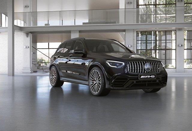 Mercedes-Benz GLC AMG - 63 S 4M Drivers Perf-AGA Distr Pano HUD