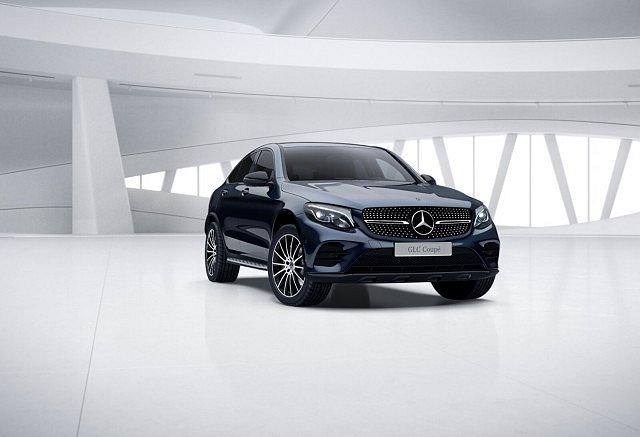 Mercedes-Benz GLC - 250 d 4M Coupé