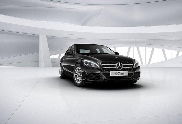 Mercedes-Benz C-Klasse - C 180 AHK LED Navi SHD Kamera Totw.-Ass. SHZ Ein