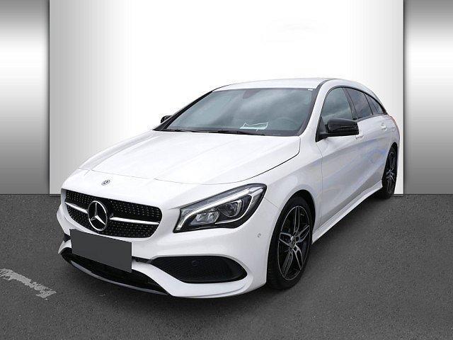 Mercedes-Benz CLA Shooting Brake - 200 SB AMG Line AHK SHZ PTS KAMERA NAVI LED