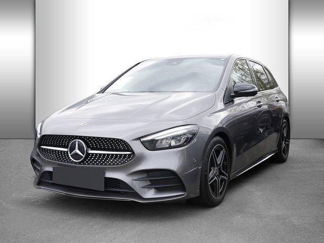 Mercedes-Benz B-Klasse - B 200 AMG Line Night LED+ MBUX LED Navi Spurh.-A