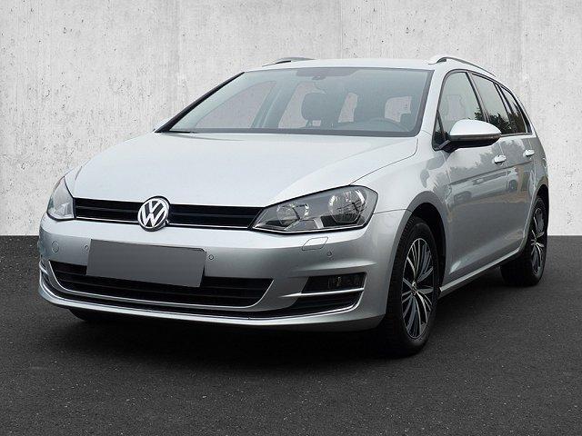 Volkswagen Golf Variant - 1.6 TDI Allstar NAVI ALU CLIMATRONI