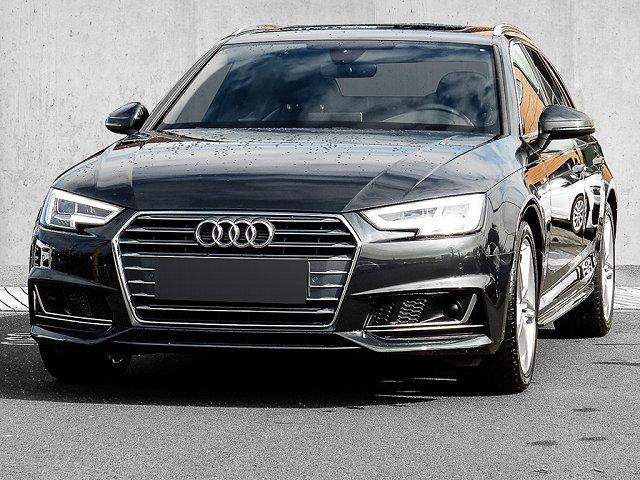 Audi A4 Avant - 2.0 TDI S tronic line sport NAVI ALU