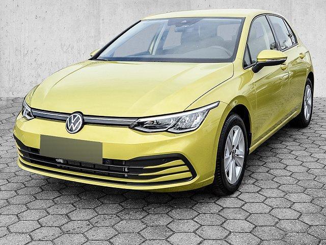 Volkswagen Golf - VIII 1.5 TSI Life NAVI VIRTUAL ACC DAB USB