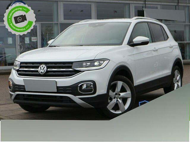 Volkswagen T-Cross - 1.5 TSI DSG STYLE NAVI+LED+KAMERA+BLUETO