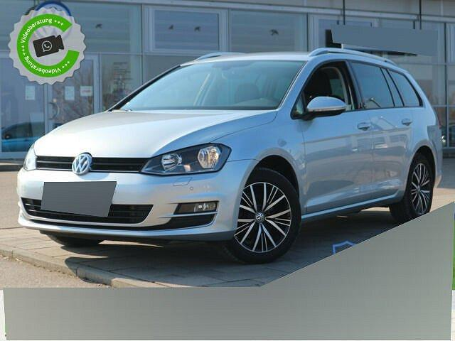 Volkswagen Golf Variant - VII 2.0 TDI 4-MOTION ALLSTAR NAVI+A