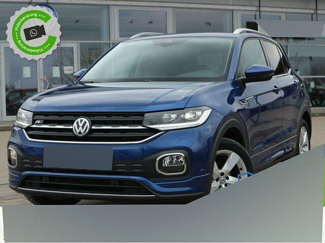 Volkswagen T-Cross - 1.5 TSI DSG R-LINE NAVI+LED+KAMERA+BLUET