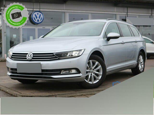 Volkswagen Passat Variant - 1.6 TDI DSG COMFORTLINE AHK+NAVI+