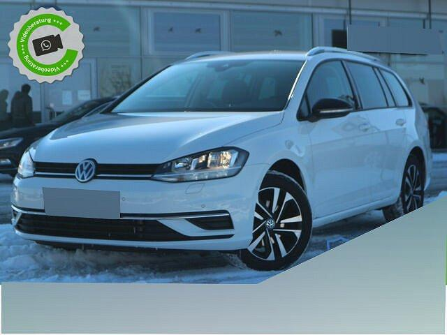 Volkswagen Golf Variant - 2.0 TDI DSG IQ.DRIVE GARANTIE+NAVI+
