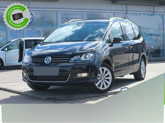 Volkswagen Sharan - 2.0 TSI DSG HIGHLINE 7-SITZER NAVI+FAHRER
