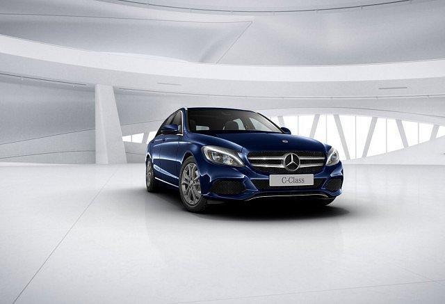 Mercedes-Benz C-Klasse - C 180 T Avantgarde Standhz. LED+ Navi Kamera Tot