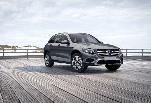 Mercedes-Benz GLC - 250 4M