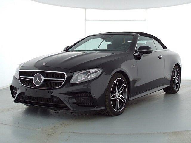 Mercedes-Benz E-Klasse - E 53 AMG 4M+ Cabrio Night Wide Standhz. Abstands