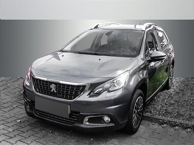 Peugeot 2008 - Active 1.2 12V e-VTi PureTech 82 EU6d-T Regensensor Sitzheizung