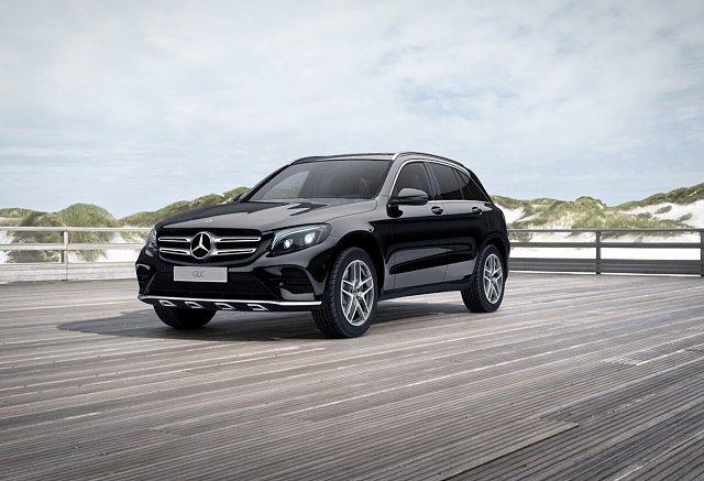 Mercedes-Benz GLC - 220 d 4M