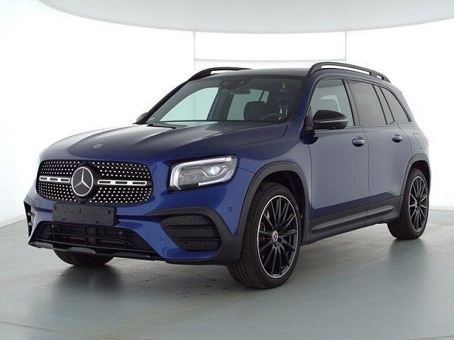 Mercedes-Benz GLB - 220 d 4M AMG Sport Night Abstandstemp. LED P