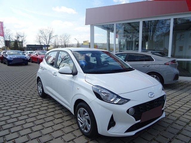 Hyundai i10 - Select 1.0 EU6d-T SITZHEIZUNG+RADIO+TEMPOMAT+BLUETOOTH+MULTI.FUNKTIONSLENKRAD