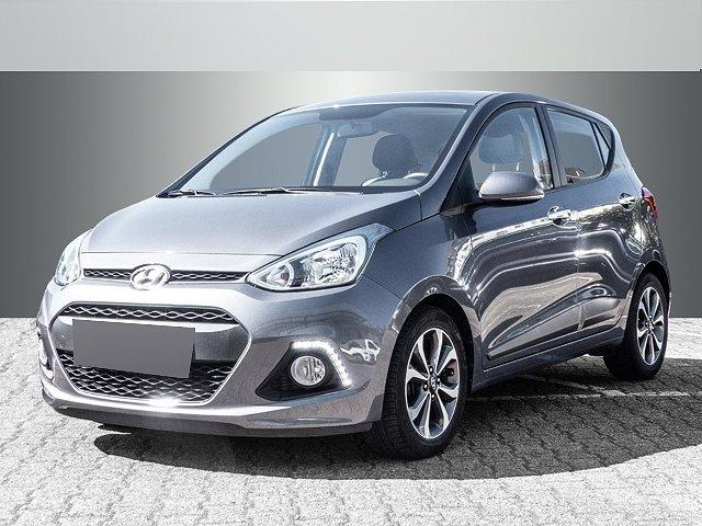 Hyundai i10 - Style 1.2 *Schiebedach+PDC+SHZ+LHZ+Keyless*